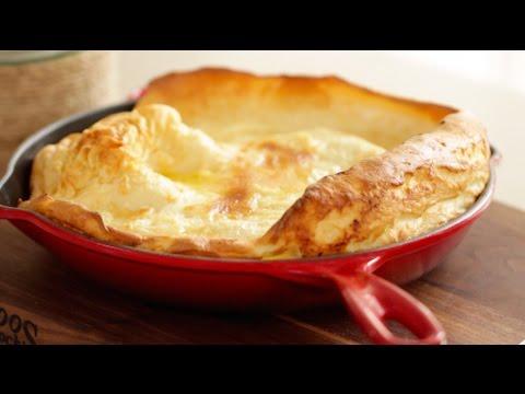Beth's Dutch Baby Pancake Recipe | ENTERTAINING WITH BETH