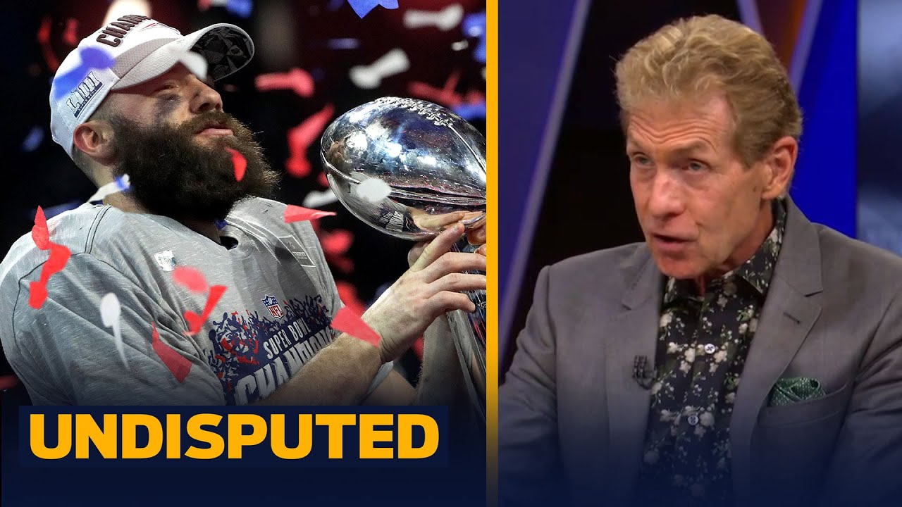 Skip Bayless on whether Julian Edelman qualifies for the NFL Hall of Fame | NFL | UNDISPUTED
