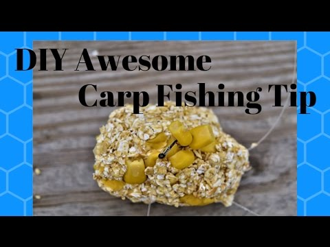 DIY Awesome Carp bait Tip!