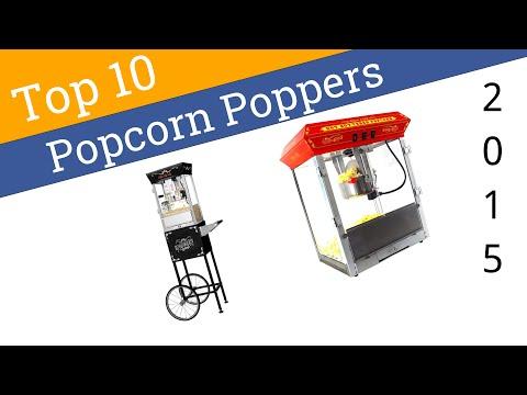 10 Best Popcorn Poppers 2015