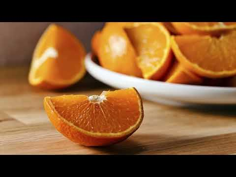 Oranges Helps To Stop Vomiting During Pregnancy - How To Use