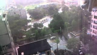 When it rains, it pours in Korea 2011