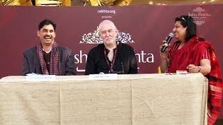 Jashn-e-Rekhta 2016: Urdu Tehzeeb - Andaz-o-Aadaab - Tom Alter & M. Sayeed Alam