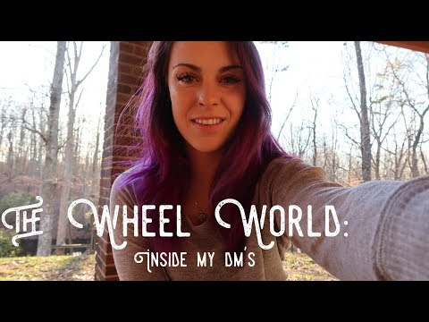INSIDE MY DMs | THE WHEEL WORLD | STRACHAM820