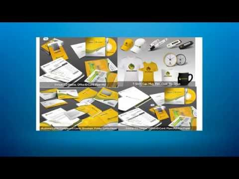 Professional Stationary or business card or letterhead for fiverr