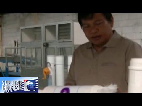 Seorang Profesor ciptakan alat penyaring udara kotor penganti MASKER [Sindo Siang] [27 Okt 2015]