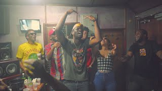 Teejay Konshens Shenseea Ding Dong Tarrus Riley Kemar Highcon Kash Romeich- We Rise (Official Video)