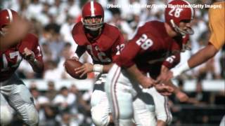 Joe Namath Discusses Alabama Football Remembers Bear Bryant