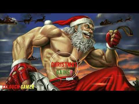 CHRISTMAS GAINS !! AGGRESSIVE WORKOUT MOTIVATION MUSIC MIX