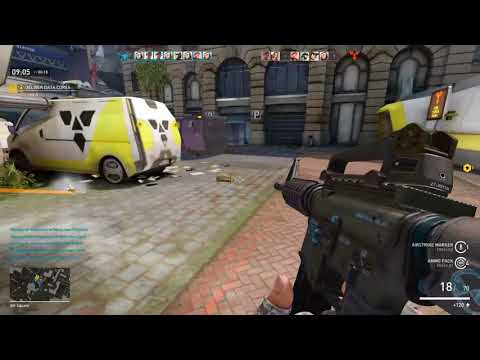 Dirty Bomb Gameplay- Still fun ? watch this to find out -epic match
