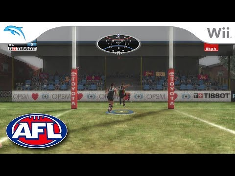 Dolphin Emulator 5.0-7346 | AFL: Game of the Year Edition (AUS) [1080p HD] | Nintendo Wii