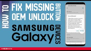 How to Fix Missing OEM Unlock KG State / RMM Prenormal on Galaxy A50