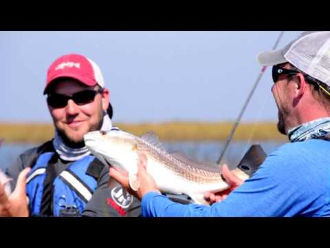 Marsh Madness | Louisiana Redfish and How To Catch Them