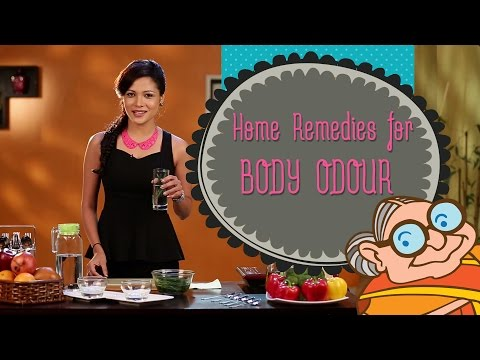 BODY ODOUR - Causes | Prevention | Treatment - Home Remedies To Eliminate Body Odor