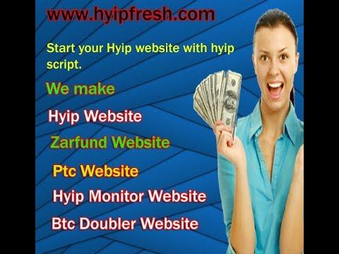 PTC Maker open your PTC website,Hyip Script,Money Exchanger ...
