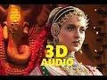 Vijayi Bhava(3D AUDIO) | Manikarnika | Kangana Ranaut | Shankar Ehsaan Loy | Prasoon Joshi