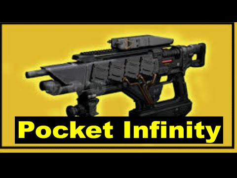 Destiny Pocket infinity Bounty Part 1:  Finding Damaged Ghost on Venus