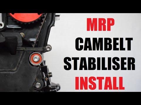 How to install the MRP N2 cam belt stabiliser