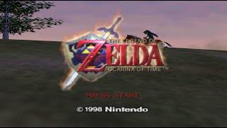 Nintendo 64 Longplay [004] The Legend of Zelda: Ocarina of Time (Part 1 of 7)