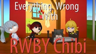 Everything Wrong With RWBY Chibi In 16 Minutes Or Less