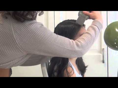 How to Use a Nit Comb to remove Head Lice