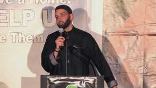 Shaykh Omar Suleiman ┇   Patience  ┇ ICNA