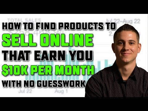 🤑 Shopify Product Research | 10k/Month How to Sell Products Online Shopify Dropshipping AliExpress!