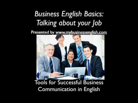 Talking about Your Job in English.mp4