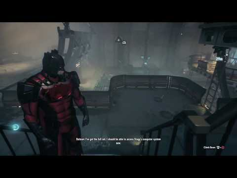 Arkham Knight Walkthrough Part 13 Getting on Stagg's Second Airship