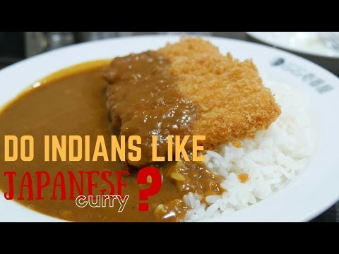 Do Indians like Japanese Curry? [CoCo Ichiban Curry]