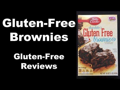 Gluten Free Brownie Mix - Betty Crocker - Review