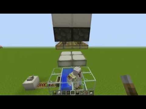Minecraft Iron Golem Invisible Pressure Plate