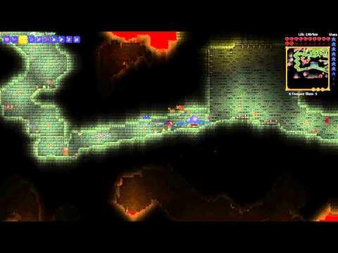 Best way to get Golden Keys - Terraria