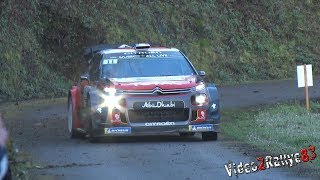WRC Corsica Linea Tour de Corse 2018 - Shakedown