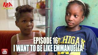 I WANT TO BE LIKE EMMANUELLA & MARK ANGEL COMEDY || JAYCEZZY COMEDY SKIT Episode 16