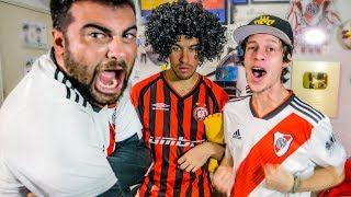 River vs Paranaense   Recopa Sudamericana 2019   Reacciones de Amigos