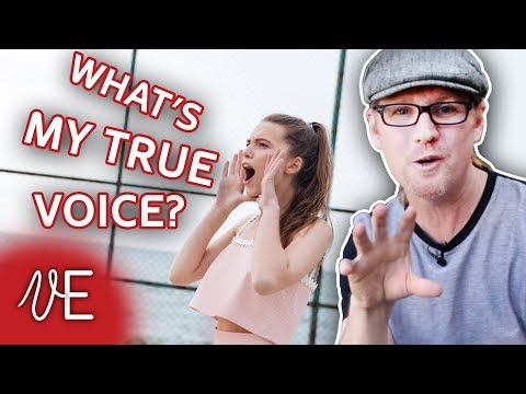 Find your TRUE singing voice | Discover your UNIQUE sound | #DrDan 🎤