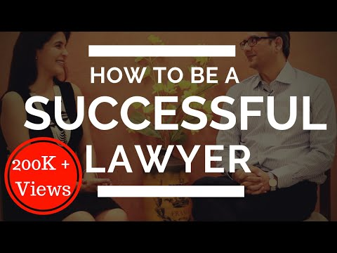 Career in Law: How to Become a Good Lawyer in India | How to Be a Successful Lawyer #ChetChat