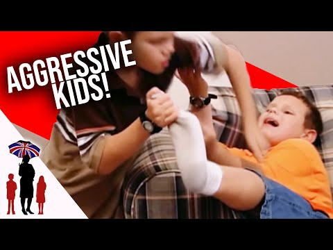 Aggressive Children | Supernanny