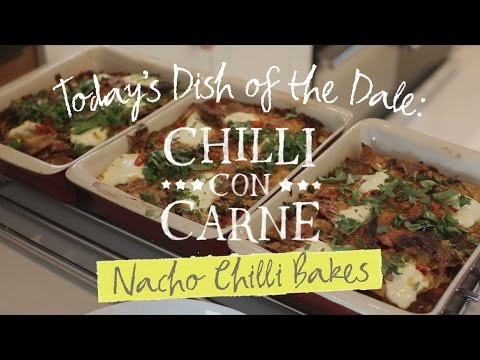 Dale's Nacho Chilli Bakes