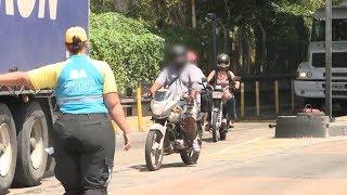 Control de motos en la Ciudad