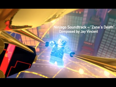 Ninjago Soundtrack - Zane's Death - Jay Vincent and Michael Kramer