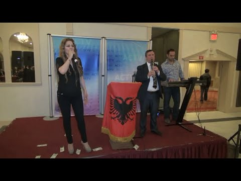 Blerina Balili - Pogonishte Live 2015 (Klarinet: Nokja Beratit & Keyboard: Elvis Tershana)