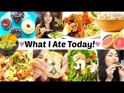 What I Eat In A Day/ Gluten +Dairy Free Birthday - Rosie! EP 9