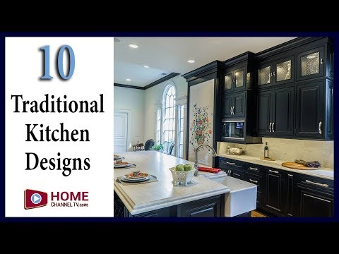 Traditional Kitchen Designs You May Like - Home Channel TV