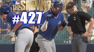 T-REX CELEBRATION!   MLB The Show 17   Road to the Show #427