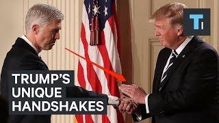 A body language expert analyzes Trump