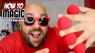 7 Magic Tricks with Balls