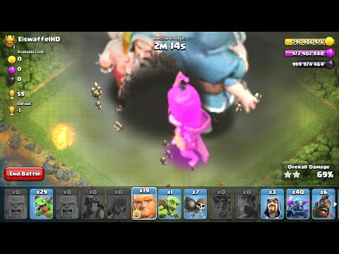 COC PRIVATE SERVER | GROWING SPELL!!!