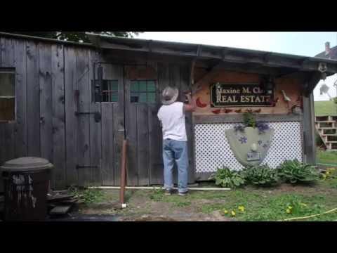 Trimming the Rat Rod Garage